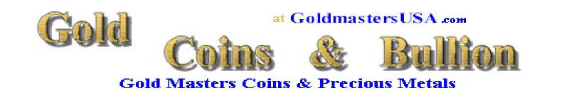 Buying Gold krugerrand Coins from Gold Masters Coins & Bullion